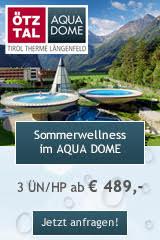 AQUA DOME Tirol Therme Längenfeld